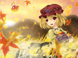 Autumn by elaphine