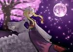 Night Falls ~ Evening Star