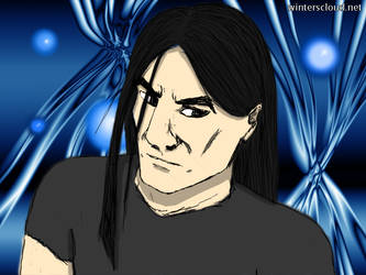 Fanart of Nathan Explosion by winterscloud