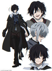 Bungo Stray Dogs OC - Louis. by oreonggie