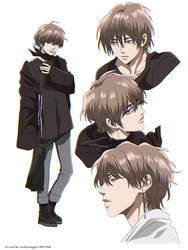Shingeki no Kyojin [ 3 ] OC - Louis.