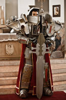 Inquisitor Lord Hector Rex Photoshoot 3 by Giedriusonline