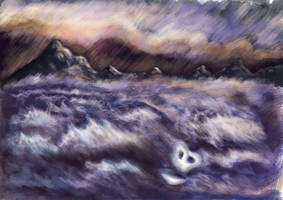 Stormy Waters Version 2 by DanChampy