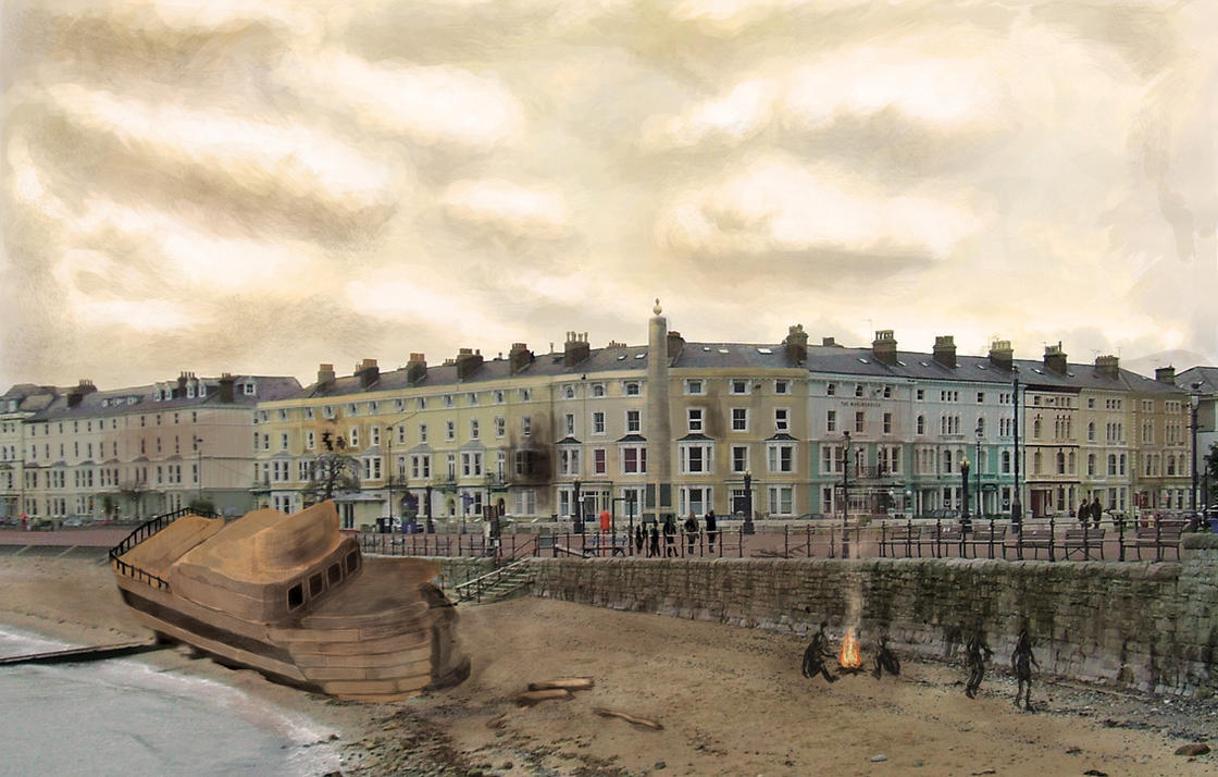 Seaside Apocalypse by DanChampy