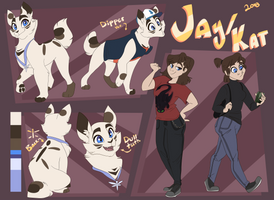 Jay Reference [2018] by Jay-Pines