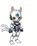 Cyber Cat by EatMySocksOff