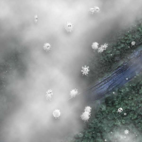 Snow Sprites by Damiani on DeviantArt