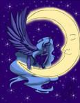 Princess Luna (Color)