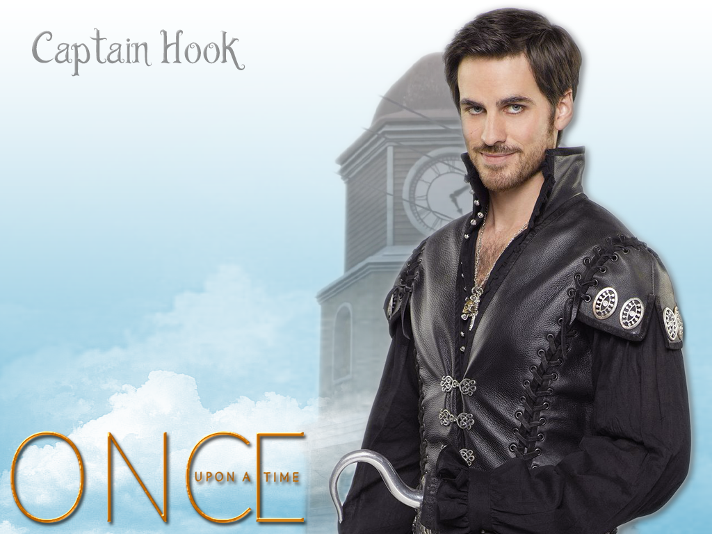 capt hook on once upon a time Captain hook | killian jones felix (once upon a time) once upon a time captain hook | killian jones/peter pan | malcolm.