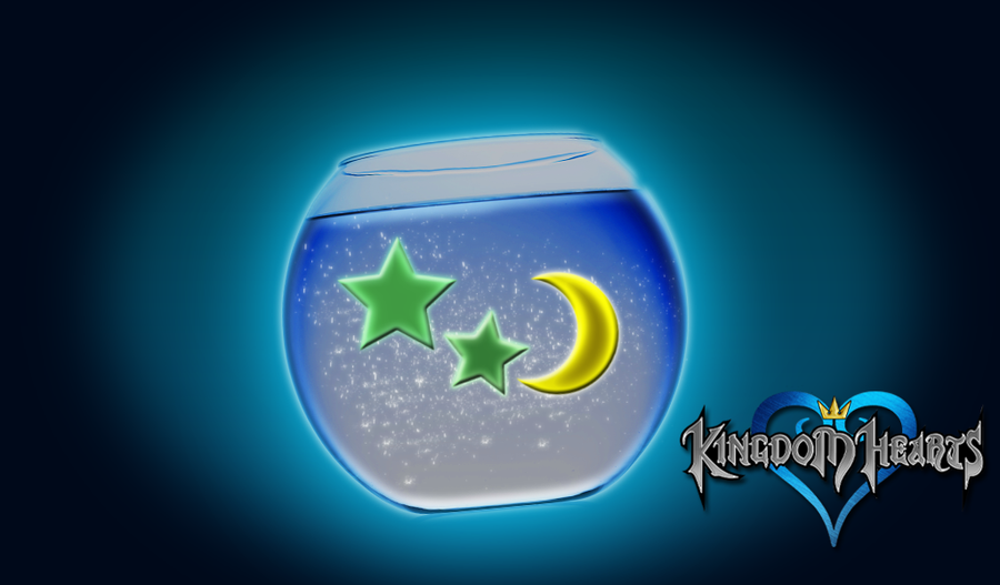 Kingdom Hearts Hi Potion Wallpaper By Thegreekastral On Deviantart