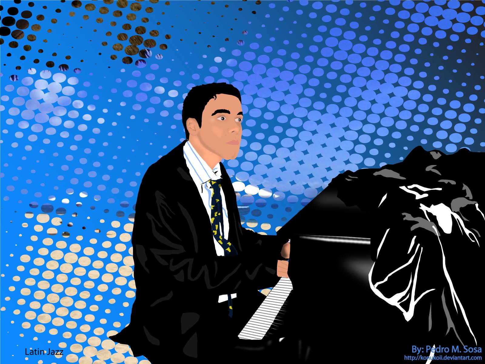 Latin Jazz by konukoii
