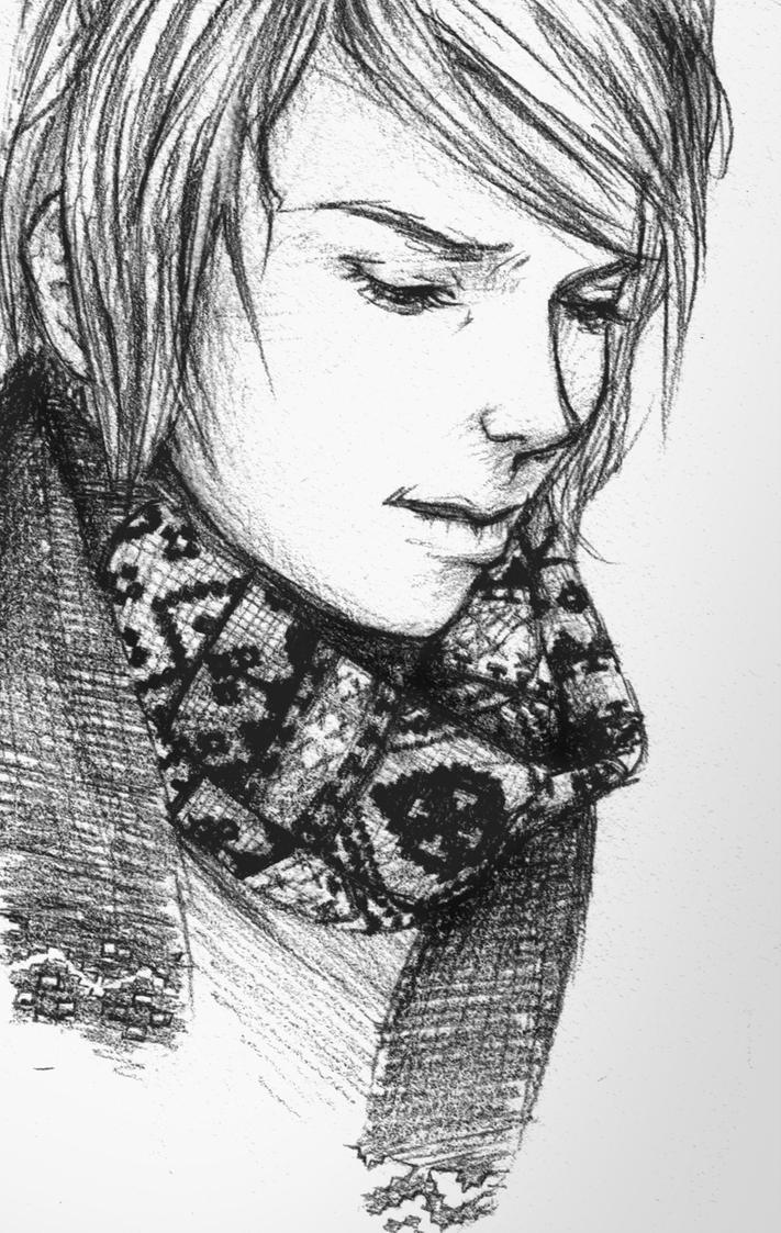 Gerard. by xBetweenTheLens