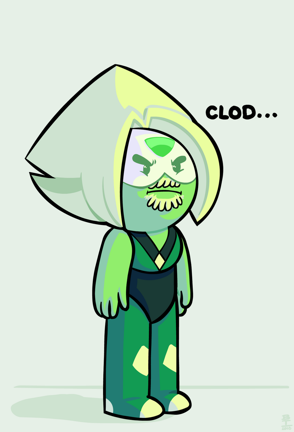 CLOD... by Wazzaldorp