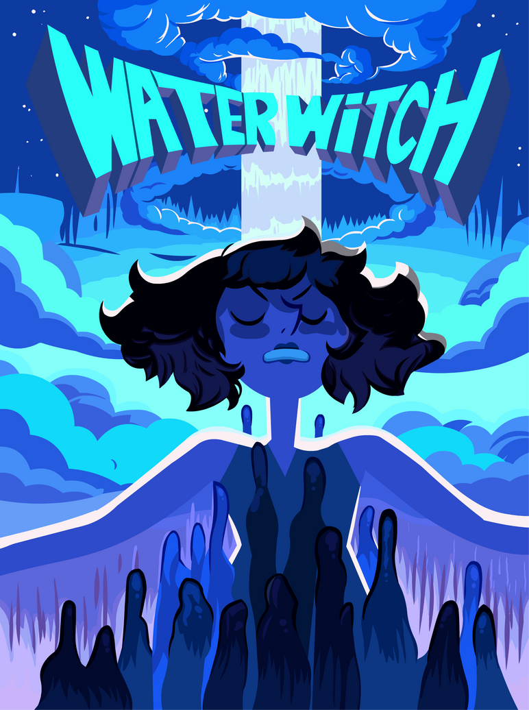 Water Witch by Wazzaldorp