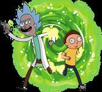 Rick and Morty.