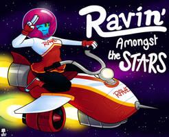 Ravin' Amongst the Stars