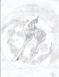 Sillhoette, version 2 by Kensaya