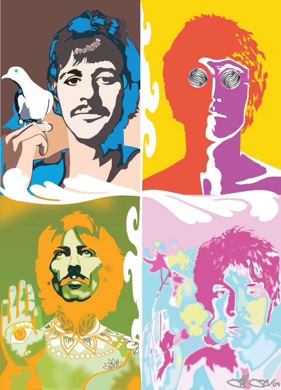 The Beatles Psychedelic Era By Jeff Joye