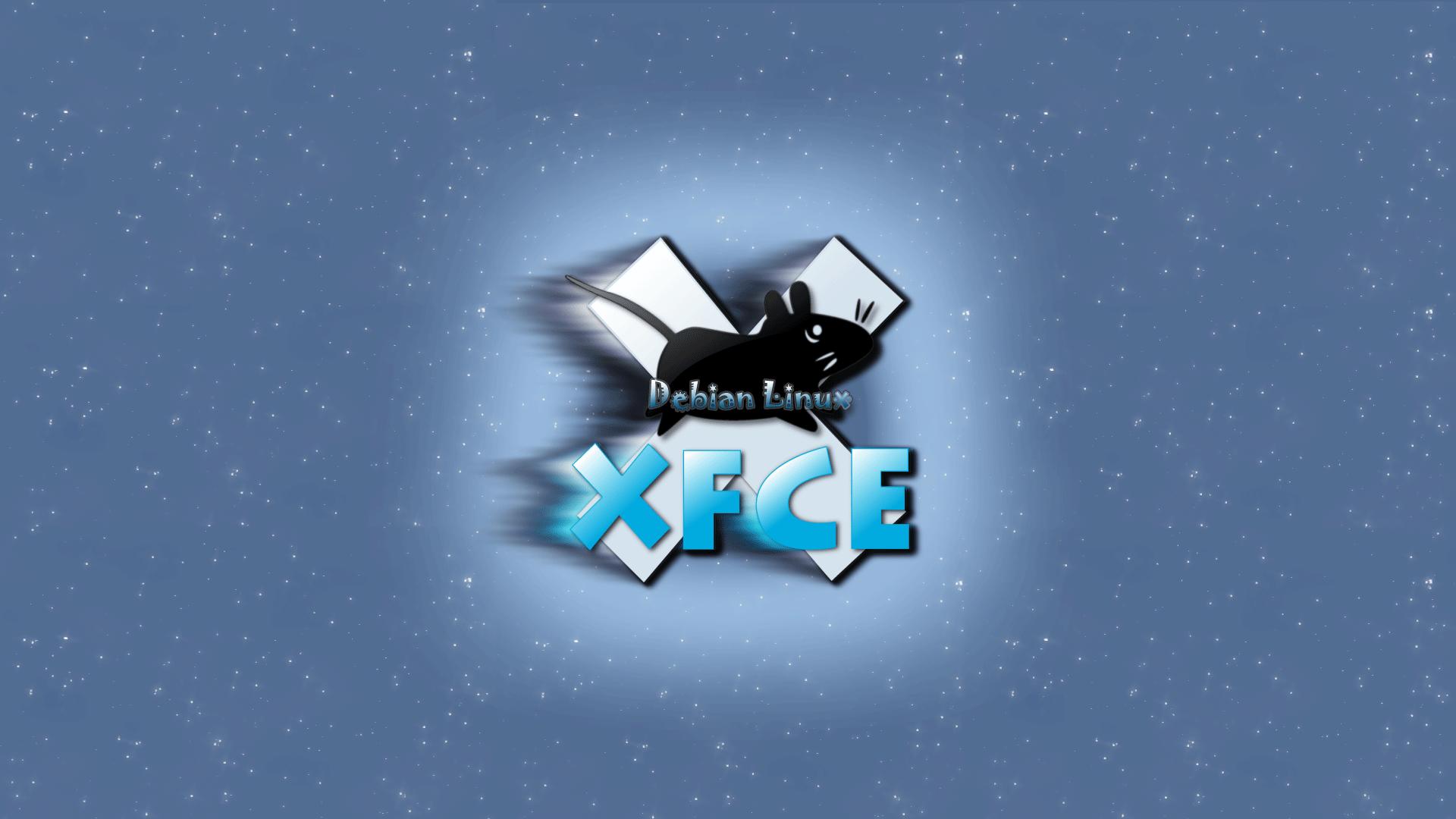 Xfce4 Debian Wallpaper By Y4m0r1