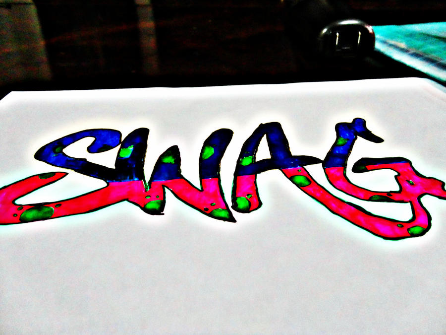 SWAG - Graffiti by Deadskull101 on DeviantArt