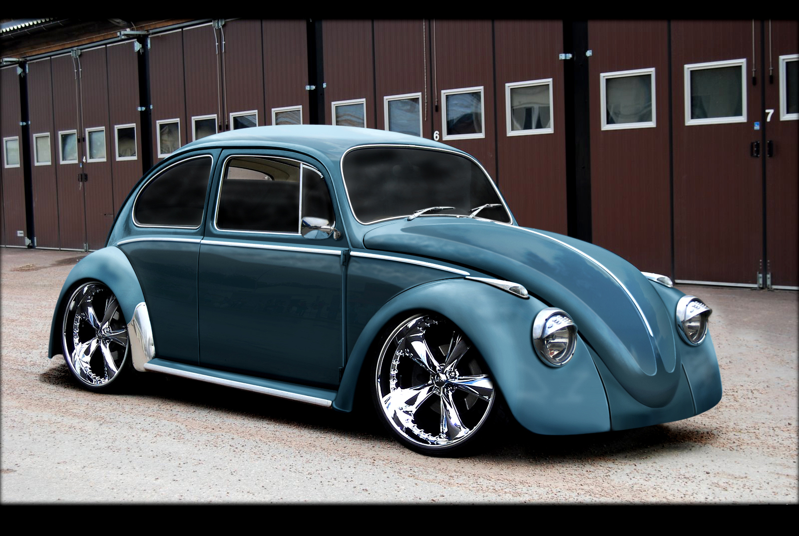 Volks' Beetle by dxprojects on DeviantArt