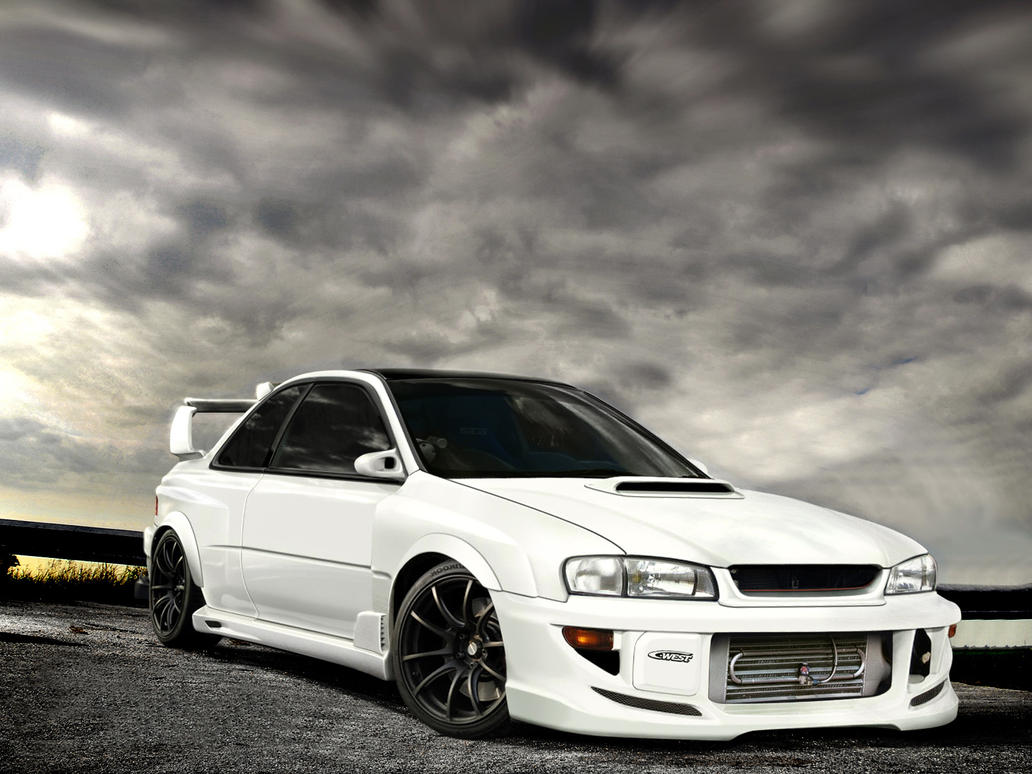 Impreza 22b by dxprojects