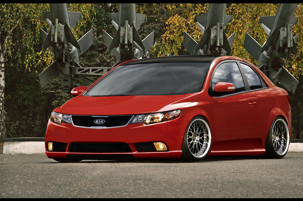 Kia Cerato By Dxprojects On Deviantart