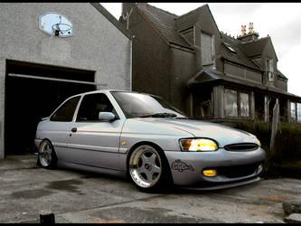 Ford Escort Zetec 01'