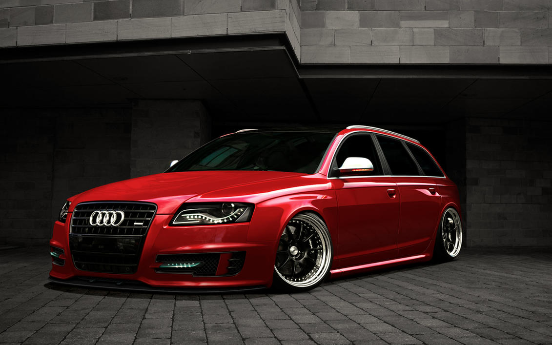 Audi RS6 by dxprojects
