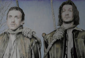 Rosencrantz and Guildenstern Are Dead by cherrymidnight