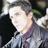 Christian Bale 5 by cherrymidnight