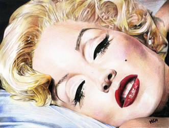 Lisa Marie Presley as Marilyn Monroe