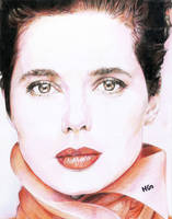 Isabella Rossellini 2 by cherrymidnight