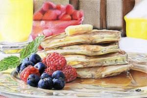 Pancake by cherrymidnight