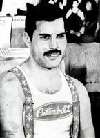 Freddie Mercury pt18 by cherrymidnight