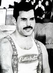 Freddie Mercury pt18