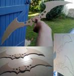 My batarangs