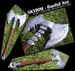 Rueful Axe from SKYRIM