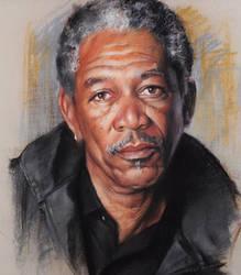 'THE ACTOR' by AbdonJRomero