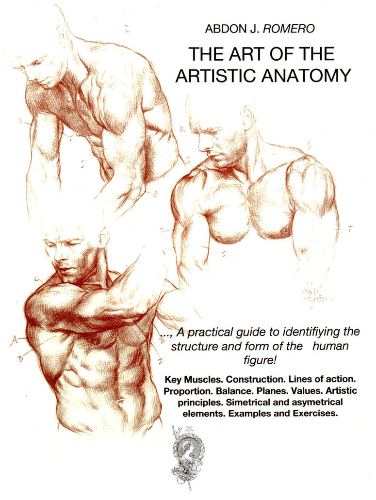 THE ART OF THE ARTISTIC ANATOMY by AbdonJRomero on DeviantArt