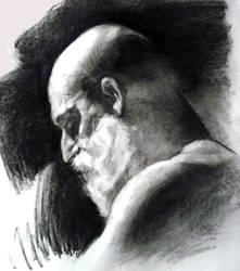 BEARDED MAN by AbdonJRomero