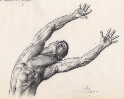 ADAN'S CREATION by AbdonJRomero