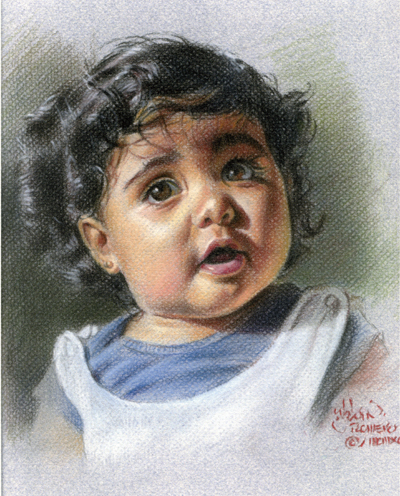 Babymarinna by AbdonJRomero