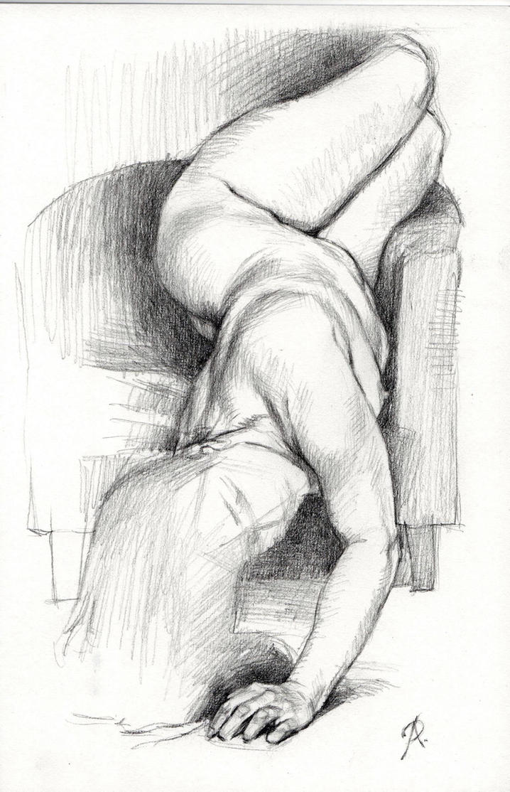 Figure skecth by AbdonJRomero