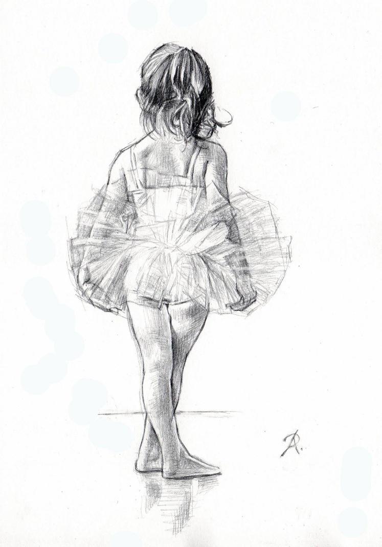 LITTLE BALLERINA by AbdonJRomero