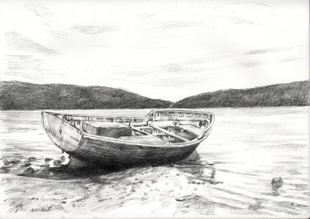SOLITUDE by AbdonJRomero