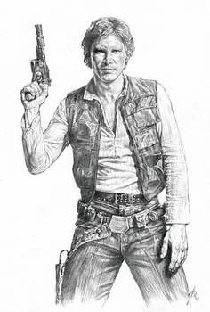 In memory of Han Solo: Smuggler-pirate, General