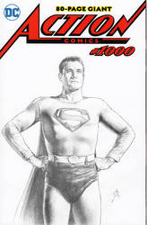Celebrate 80 Years of the debut de Superman