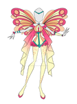 Winx Club Bloomix Sketch Adoptable 8