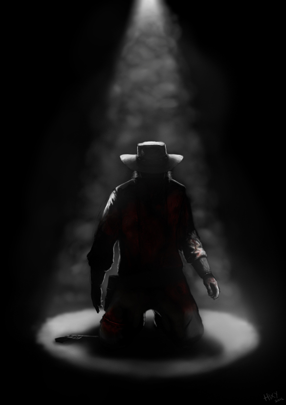 Red Dead by SaM-DwHiCh
